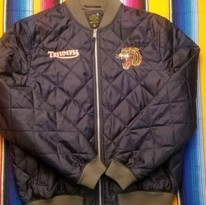 Triumph lucky brand jacket